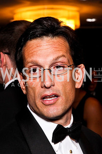 Majority Leader Rep. Eric Cantor. White House Correspondents Dinner Pre-parties. Photo by Tony Powell. Hilton Hotel. April 28, 2012