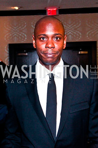 Dave Chappelle. White House Correspondents Dinner Pre-parties. Photo by Tony Powell. Hilton Hotel. April 28, 2012