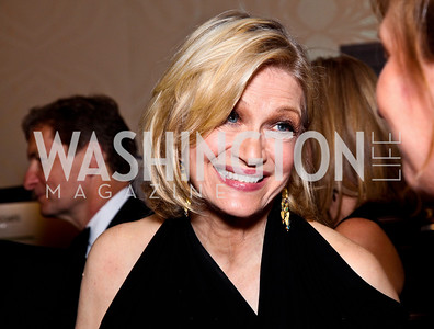 Diane Sawyer. White House Correspondents Dinner Pre-parties. Photo by Tony Powell. Hilton Hotel. April 28, 2012