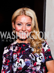 Kelly Ripa. White House Correspondents Dinner Pre-parties. Photo by Tony Powell. Hilton Hotel. April 28, 2012