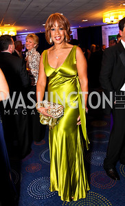 Gayle King. White House Correspondents Dinner Pre-parties. Photo by Tony Powell. Hilton Hotel. April 28, 2012