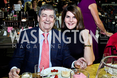 Ken and Jackie Duberstein. Photo by Tony Powell. Washington International Horse Show. Verizon Center. October 27, 2012