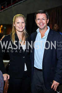 Jillian Fellows, Sam Reid. Photo by Tony Powell. Washington International Horse Show. Verizon Center. October 27, 2012