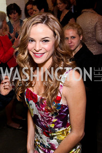 Actress Danielle Panabaker. 2012 Tammy Haddad WHCD Garden Brunch. Photo by Tony Powell. Beall-Washington House. April 28, 2012