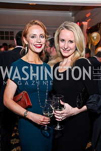 Drs. Jennifer DiSimone, Samantha Toerge. Photo by Tony Powell. Wings of Hope Gala. Trump National Golf Club. November 3, 2012
