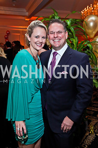 Sharri and Ed Dean. Photo by Tony Powell. Wings of Hope Gala. Trump National Golf Club. November 3, 2012