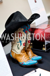 Auction item. Photo by Tony Powell. Wings of Hope Gala. Trump National Golf Club. November 3, 2012