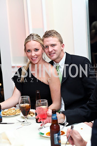 Ashton Harper, JP Blankenship. Photo by Tony Powell. Wings of Hope Gala. Trump National Golf Club. November 3, 2012