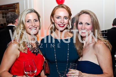Natalie MacDonald, Jennifer DiSimone, Patti Bugge. Photo by Tony Powell. Wings of Hope Gala. Trump National Golf Club. November 3, 2012