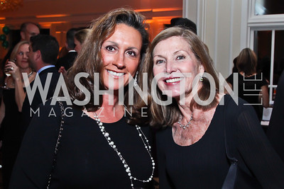 Lisa Rice, Dee Kase. Photo by Tony Powell. Wings of Hope Gala. Trump National Golf Club. November 3, 2012