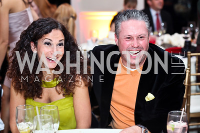Lorin and David Keuhner. Photo by Tony Powell. Wings of Hope Gala. Trump National Golf Club. November 3, 2012