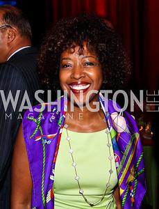 Gina Adams. 2012 Woodrow Wilson Award for Public Service. Photo by Tony Powell. Four Seasons. April 26, 2012