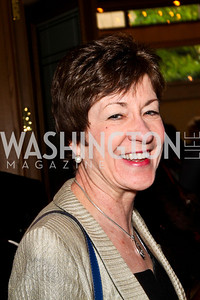 Senator Susan Collins. 2012 Woodrow Wilson Award for Public Service. Photo by Tony Powell. Four Seasons. April 26, 2012