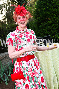 Jill McGovern. Woodrow Wilson House Perennial Garden Party. Photo by Tony Powell. May 16, 2012