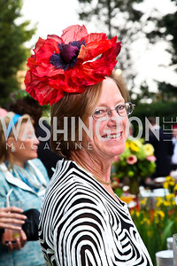 Linda Bell. Woodrow Wilson House Perennial Garden Party. Photo by Tony Powell. May 16, 2012