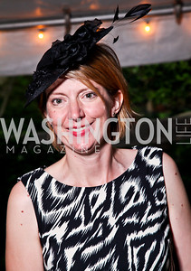 Jennifer Barger. Woodrow Wilson House Perennial Garden Party. Photo by Tony Powell. May 16, 2012