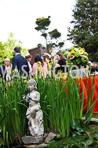 Woodrow Wilson House Perennial Garden Party. Photo by Tony Powell. May 16, 2012