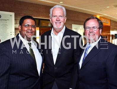 Edmund Fleet, Jack Davies, Chris Smith. Photo by Tony Powell. 2012 after dark@ THEARC. September 15, 2012