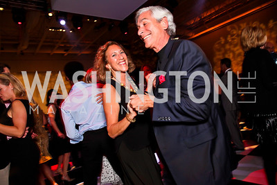 Peggy and Dave Shiffrin. Photo by Tony Powell. 2012 after dark@ THEARC. September 15, 2012