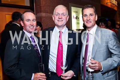Chris Donatelli, Robert Trone, Davor Kapelina. Photo by Tony Powell. 2012 after dark@ THEARC. September 15, 2012