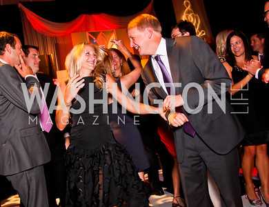 Carrie and David Marriott. Photo by Tony Powell. 2012 after dark@ THEARC. September 15, 2012