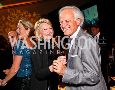 Gahl Burt and Martin Indyk. Photo by Tony Powell. 2012 after dark@ THEARC. September 15, 2012