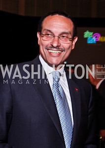 Mayor Vincent Gray. Photo by Tony Powell. 2012 after dark@ THEARC. September 15, 2012