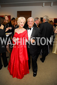 Carol Lascaris,Climis Lascaris,April 27,2012,National Museum of Women in the Arts 25th Anniversary Gala.Kyle Samperton