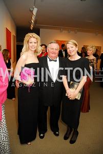 Melissa Brown,Joe Santarlasci,Elizabeth Stanton,April 27,2012,National Museum of Women in the Arts 25th Anniversary Gala.Kyle Samperton