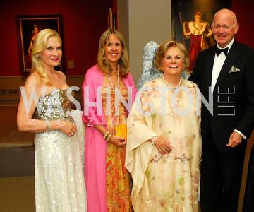 Susan Pillsbury,Isabel Ernst,Jacqueline Mars, Michael Pillsbury,April 27,2012,National Museum of Women in the Arts 25th Anniversary Gala.Kyle Samperton