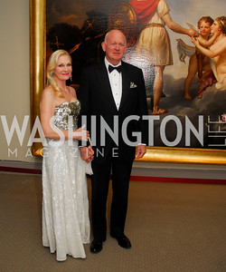 Susan Pillsbury, Michael Pillsbury,April 27,2012,National Museum of Women in the Arts 25th Anniversary Gala.Kyle Samperton