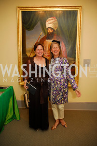 Pamela Murphy,Deb Johns,April 27,2012,National Museum of Women in the Arts 25th Anniversary Gala.Kyle Samperton