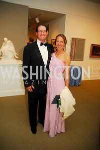 Michael Gewirz,Cleo Gewirz,April 27,2012,National Museum of Women in the Arts 25th Anniversary Gala.Kyle Samperton