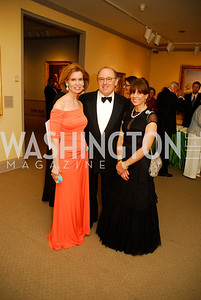 Tweed McElveen,Joel Kasimir,Robin Kasimir,April 27,2012,National Museum of Women in the Arts 25th Anniversary Gala,Kyle Samperton
