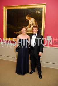Sarah Leggin,Christopher Leggin,April 27,2012,National Museum of Women in the Arts 25th Anniversary Gala.Kyle Samperton
