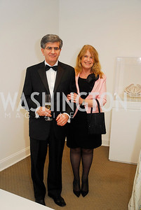 Amb.Paulos Anastasiades,Maria Anastasiades,April 27,2012,National Museum of Women in the Arts 25th Anniversary Gala.Kyle Samperton