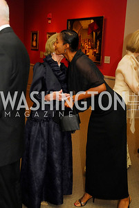 Wilhelmina Holladay,Jennifer Streaks,April 27,2012,National Museum of Women in the Arts 25th Anniversary Gala.Kyle Samperton