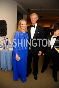 Geneive Ryan,Fred Ryan,April 27,2012,National Museum of Women in the Arts 25th Anniversary Gala.Kyle Samperton