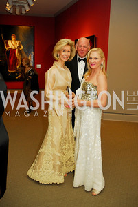 Bonnie McElveen-Hunter,Michael Pillsbury,Susan Pillsbury,,April 27,2012,National Museum of Women in the Arts 25th Anniversary Gala.Kyle Samperton