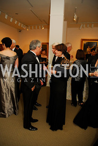 Richard May,Marlene Malek,April 27,2012,National Museum of Women in the Arts 25th Anniversary Gala.Kyle Samperton