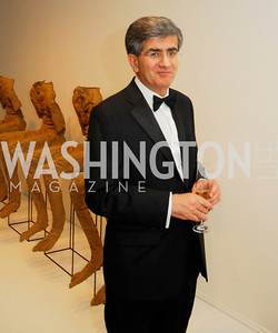 Amb.Paulos Anastasiades,April 27,2012,National Museum of Women in the Arts 25th Anniversary Gala.Kyle Samperton