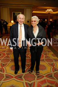 Amb.Max Kampelman,Delia Gottlieb,,March 29,2012,45th Annual CSPC Awards Dinner,Kyle Samperton