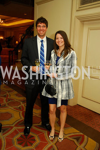Dan Malaguerra,Laura Stein,March 29,2012, 45TH  Annual CSPC Awards Dinner,Kyle Samperton