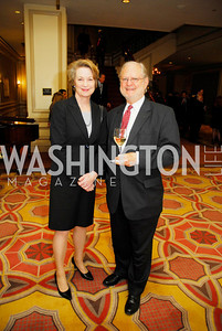 Susan Eisenhower,.Dan Sharp,March 29,2012, 45th Annual  CSPC Awards Dinner,Kyle Samperton
