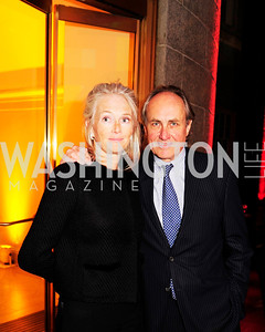 Jennifer Isham,Christopher Isham,November 30,2012,50th Anniversary of Arts in the Embassies,Kyle Samperton