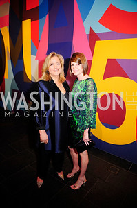 Hillary Rosen,Campbell Spencer,November 30,2012,50th Anniversary of Arts in the Embassies,Kyle Samperton