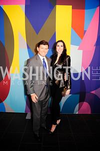Brett Baier,Amy Baier,November 30,2012,50th Anniversary of Arts in the Embassies,Kyle Samperton