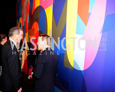 Dodge Thompson,Jeff Koons,November 30,2012,50th Anniversary of Arts in the Embassies,Kyle Samperton