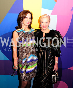 Beth Dozoretz, Mary Ourisman,November 30,2012,50th Anniversary of Arts in the Embassies,Kyle Samperton