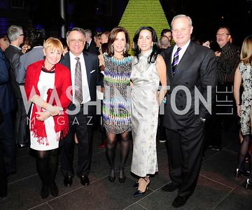 Judi Browne,Larry Goldman,Beth Dozoretz,Faith Diamond,David Decklebaum,November 30,2012,50th Anniversary of Arts in the Embassies,Kyle Samperton